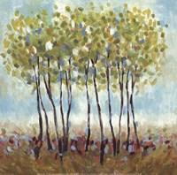 Foxwood II Fine Art Print
