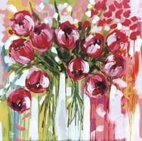 Razzle Dazzle Tulips Fine Art Print