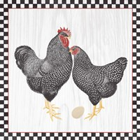 Home to Roost I Fine Art Print