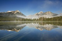 Petit Lake Reflection Fine Art Print