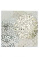 Tapestry Melange I Fine Art Print