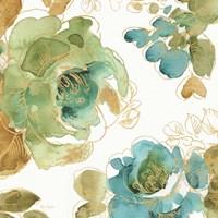 My Greenhouse Roses II Fine Art Print