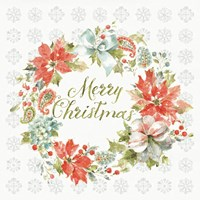 Home for the Holidays Merry Christmas Fine Art Print