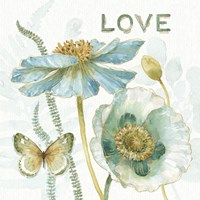 My Greenhouse Flowers Love Fine Art Print