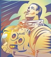 Astronaut Fine Art Print