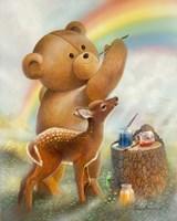 Over the Rainbow Fine Art Print