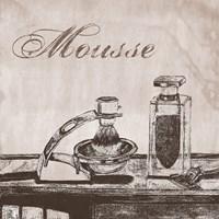 Mousse Fine Art Print