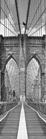 Brooklyn Bridge Panel Fine Art Print
