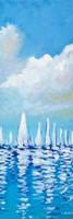Regatta on Sea I Fine Art Print