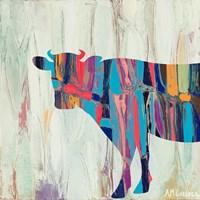 Rhizome Cow Fine Art Print