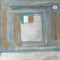 Grey Squares II Fine Art Print
