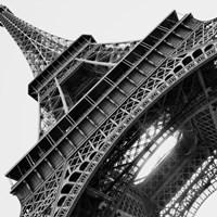 Eiffel Views Square I Fine Art Print