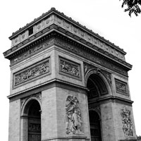 Paris Views I Fine Art Print