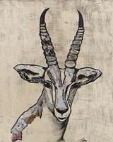 Serengetti Wildlife II Fine Art Print