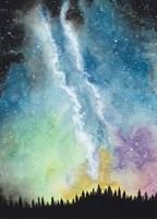 Magical Night Sky Fine Art Print