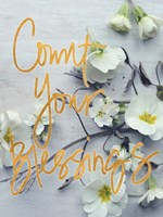 Count Your Blessings Fine Art Print