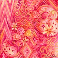 Pink Abstract Fine Art Print