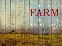 On the Farm II Fine Art Print