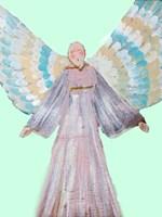 Starlight Angel Fine Art Print