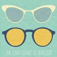 East Coast I Fine Art Print