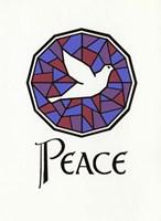 Peace Dove Fine Art Print