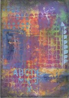 Texture - ABC Fine Art Print
