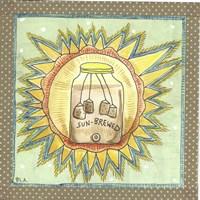 Sun Brewed Fine Art Print