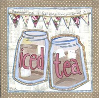 Iced Tea Fine Art Print