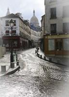 Montmartre 1 Fine Art Print