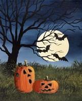 Spooked! Fine Art Print