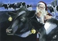 Reindeer Wannabes Fine Art Print