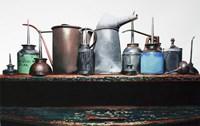 Essential Oils Fine Art Print