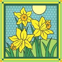 Daffodils 1 Fine Art Print