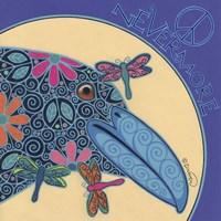 Raven I Fine Art Print