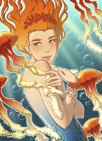 Jellyfish Fine Art Print