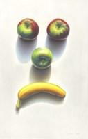 Sad Fruit Fine Art Print