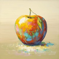 1 Apple Fine Art Print