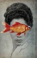 Fish Eye Fine Art Print