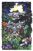 The Jungle Book Fine Art Print