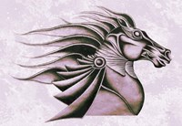 Horse Elegance XV Fine Art Print