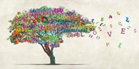 Tree of Humanity Fine Art Print