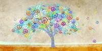 Tree of Peace Fine Art Print