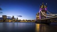 Tower Bridge 2 Fine Art Print