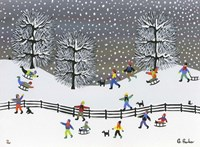Winter Wonderland Fine Art Print