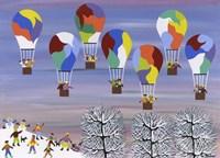 Balloons Fine Art Print