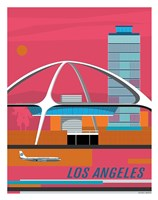 LAX 1 Fine Art Print