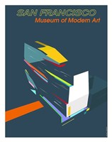 SFMOMA Abstract Fine Art Print
