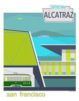 View Alcatraz Fine Art Print