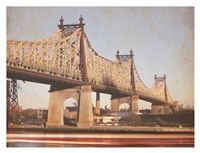 Queensborough Bridge Fine Art Print