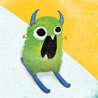 Xtreme Monsters II Fine Art Print